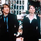 James Spader and Polly Walker in Curtain Call (1998)