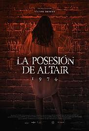 1974: La posesión de Altair Poster