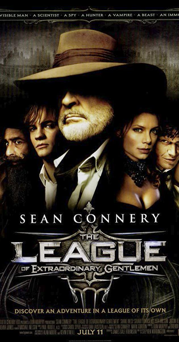 The League Of Extraordinary Gentlemen 2003 Imdb