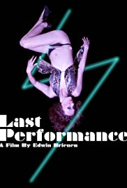Last Performance Poster