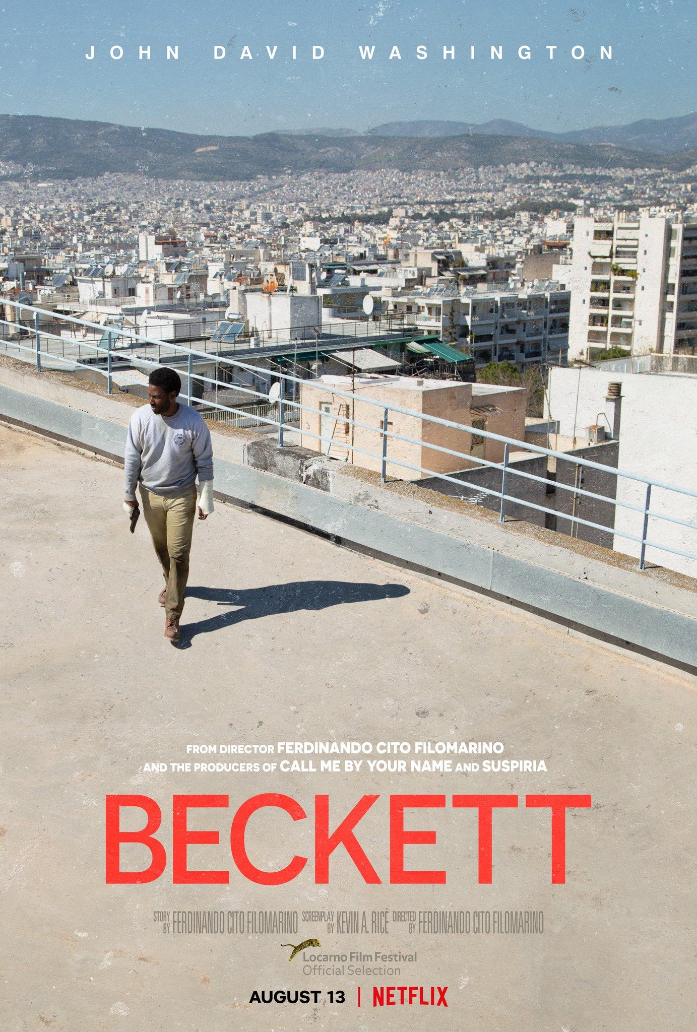 Phim Sống Còn Ở Hy Lạp - Beckett (2021)