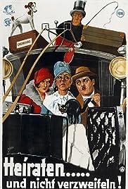 Honeymoon Abroad Poster