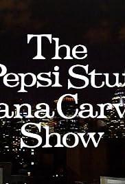 The Pepsi Stuff Dana Carvey Show Poster