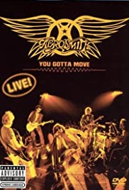 Aerosmith: You Gotta Move Poster