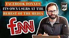 Facebook Doxxes su propio usuario a instancias de los medios
