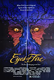 Eyes of Fire (1983) Poster - Movie Forum, Cast, Reviews
