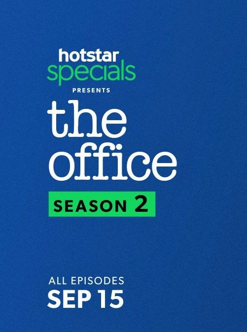 The Office (2019) Hindi Season 2 Complete