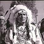Frank DeKova in Cheyenne (1955)