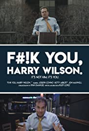 F#!k You, Harry Wilson Poster