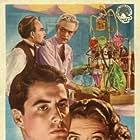 Boris Karloff, Joe De Stefani, Lorna Gray, and Robert Wilcox in The Man They Could Not Hang (1939)
