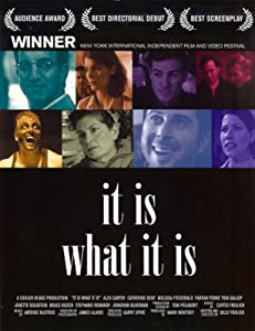 HD movie downloads for free It Is What It Is [BluRay]