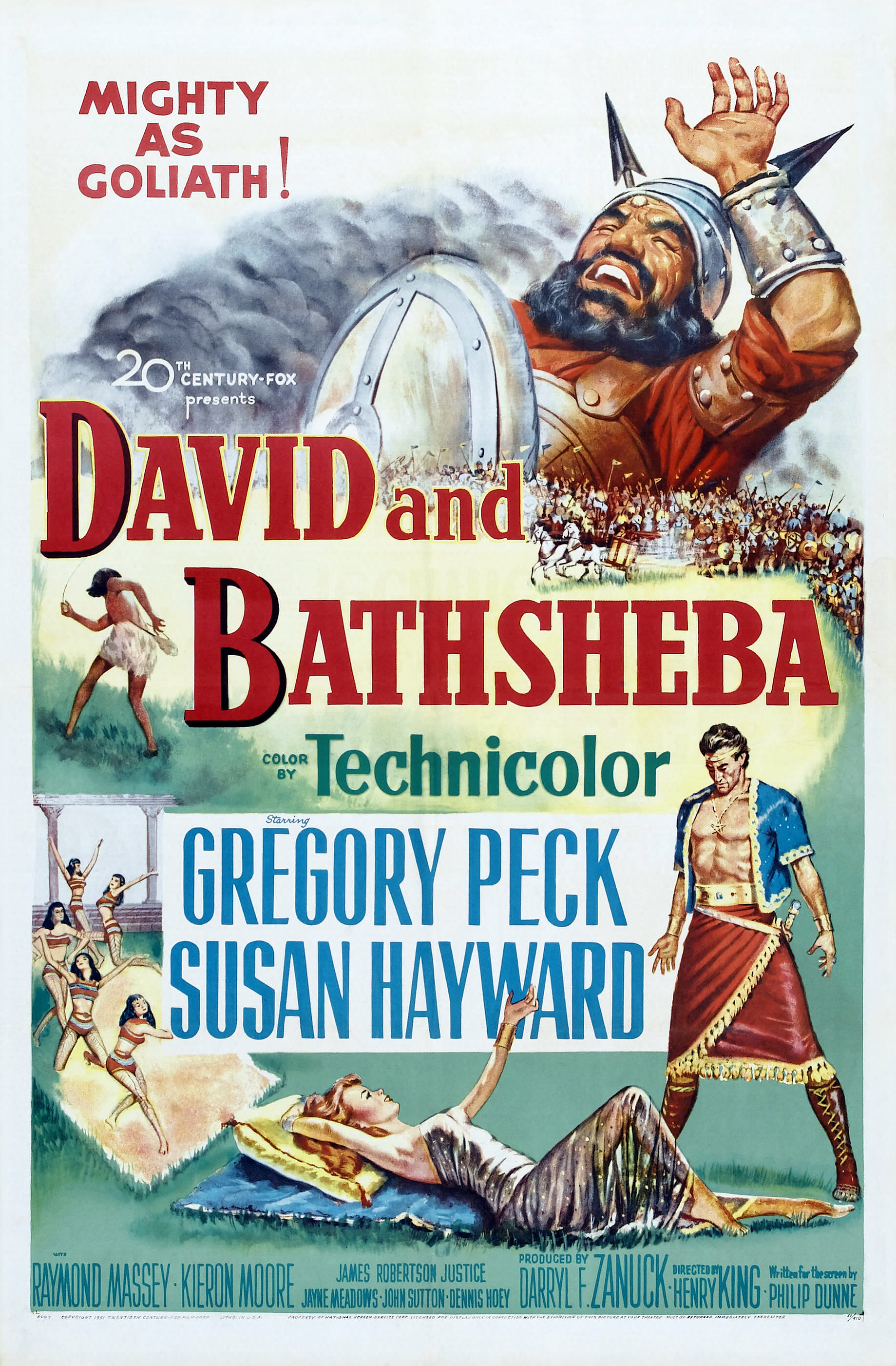 David e Betsabá [Dub] – IMDB 6.1