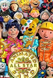 1b1281dfbb5764 Peter Kay s Animated All Star Band  The Official BBC Children in Need  Medley Poster