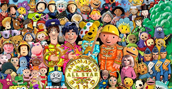 Amazon digital downloads movies Peter Kay's Animated All Star Band: The Official BBC Children in Need Medley [WEB-DL]