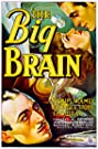 The Big Brain (1933) Poster