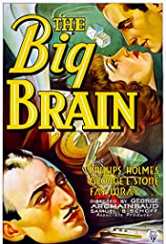The Big Brain Poster