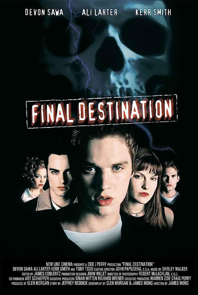 Final Destination (2000) in Hindi