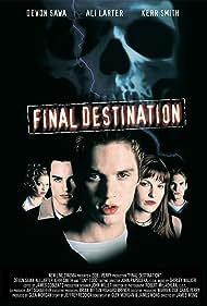 Devon Sawa, Ali Larter, Seann William Scott, Kerr Smith, and Amanda Detmer in Final Destination (2000)