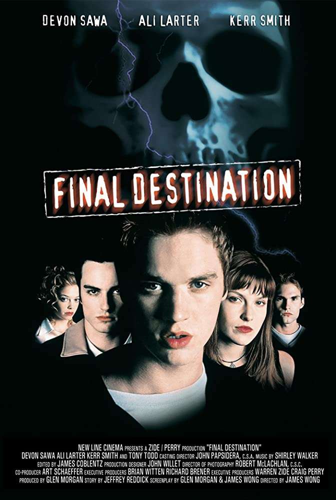 Final Destination 2000 Hindi Dual Audio 720p BluRay 700MB ESubs Download