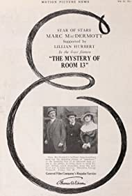 The Mystery of Room 13 (1915)