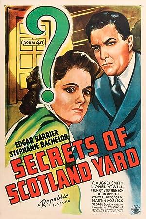 Secrets of Scotland Yard ( Secrets of Scotland Yard )