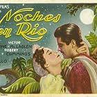 Robert Cummings and Sigrid Gurie in Rio (1939)