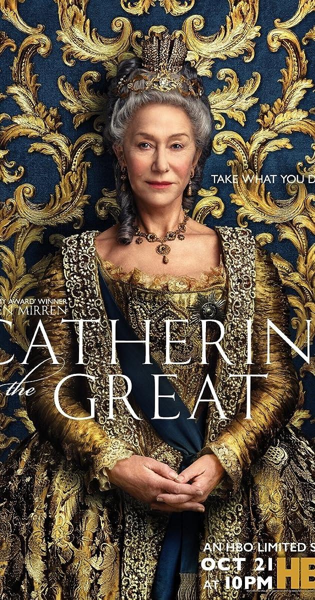 Descargar Catherine the Great Temporada 1 capitulos completos en español latino