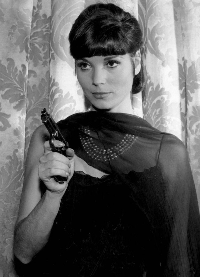 Elsa Martinelli in The Rogues (1964)