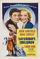 Saturday's Children (1940) Poster