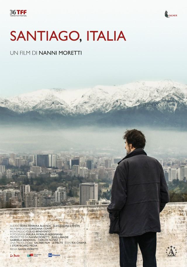 Resultado de imagem para Santiago, Itália, 2018 poster