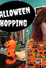 Halloween Shopping at Cats Like Us, Cocktail Recipe Included! Poster