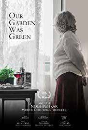 Our Garden Was Green Poster