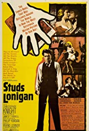 Studs Lonigan (1960) Poster - Movie Forum, Cast, Reviews