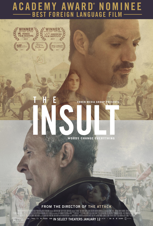 o dvd a arte do insulto gratis