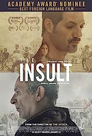 Christine Choueiri, Adel Karam, Kamel El Basha, Diamand Bou Abboud, Camille Salameh, and Rita Hayek in L'insulte (2017)