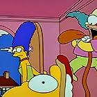 Julie Kavner and Dan Castellaneta in The Simpsons (1989)