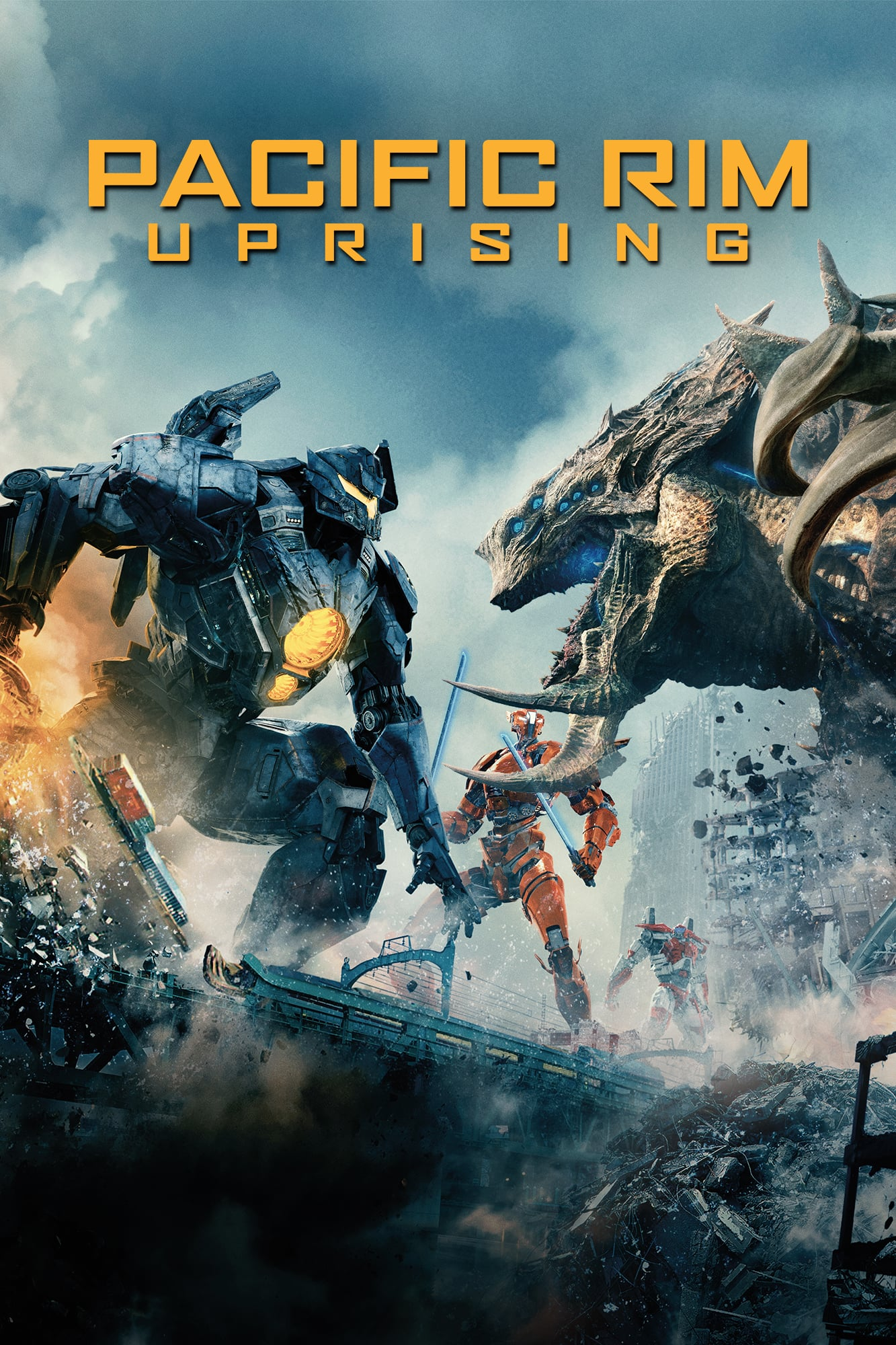 Pacific Rim Uprising: The Underworld of Uprising (Video 2018