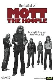 The Ballad of Mott the Hoople Poster