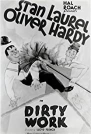 Dirty Work(1933) Poster - Movie Forum, Cast, Reviews