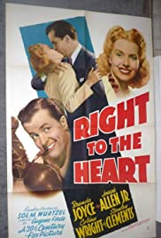 Right to the Heart Poster