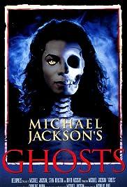 Michael Jackson's Ghosts(1997) Poster - Movie Forum, Cast, Reviews