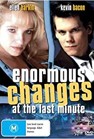 Kevin Bacon and Ellen Barkin in Enormous Changes at the Last Minute (1983)