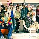 Morning Tzu-Yi Mo, Lu Huang, Wei-Ning Hsu, Thomas Price, Ralf Chiu, Katie Chen, and Talu Wang in Design 7 Love (2014)