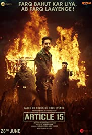 Article 15 2019 Full Movie Download free thumbnail