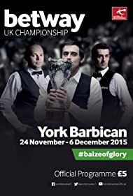 Ronnie O'Sullivan, Mark Selby, and Stuart Bingham in UK Championship Snooker (1977)