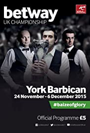 Betway UK Championship Poster