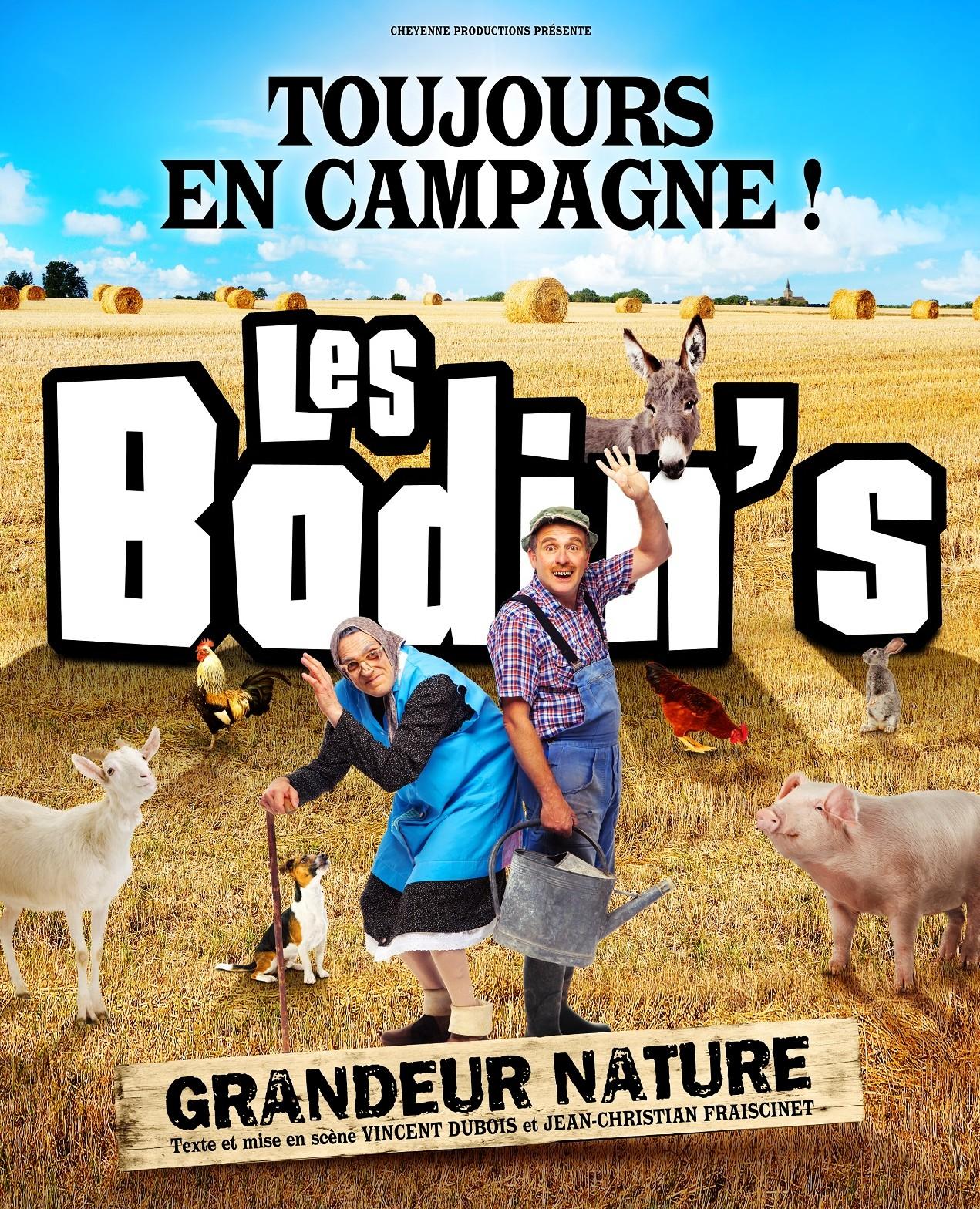 Les Bodins: Grandeur nature
