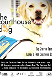 The Courthouse Dog Poster