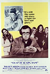 Play It Again, Sam (1972) Poster - Movie Forum, Cast, Reviews