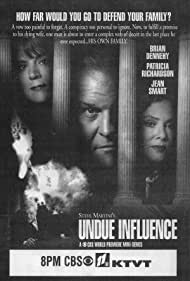 Brian Dennehy, Patricia Richardson, and Jean Smart in Undue Influence (1996)